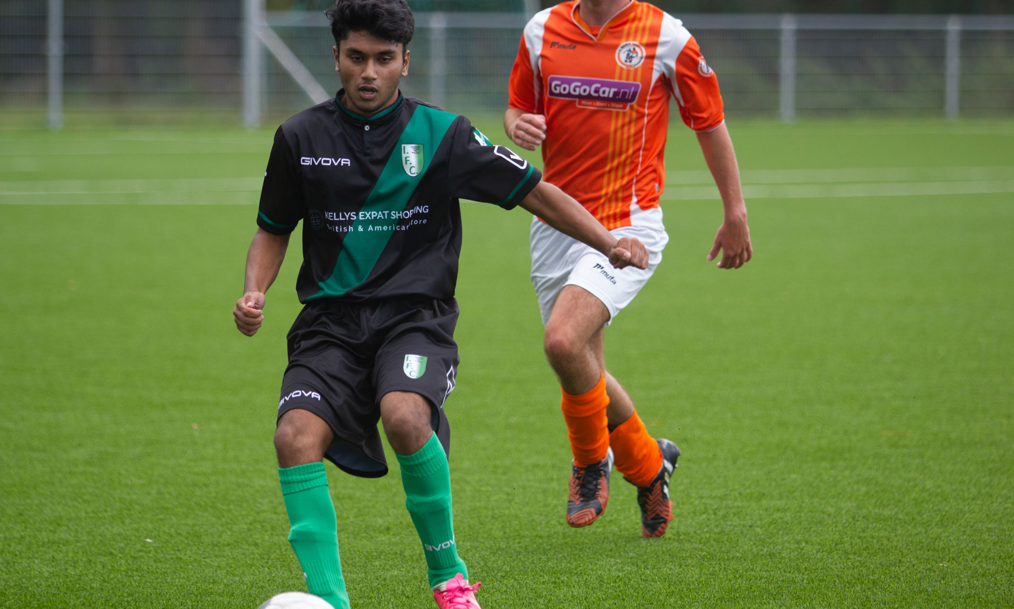 International Football Club Wassenaar